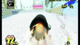 Mario Kart Wii - Bullet Bill Hack 1 [WITH CODE]