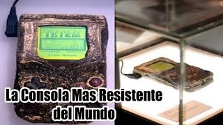 La Game Boy Indestructible (La Consola Mas Resistente del Mundo)