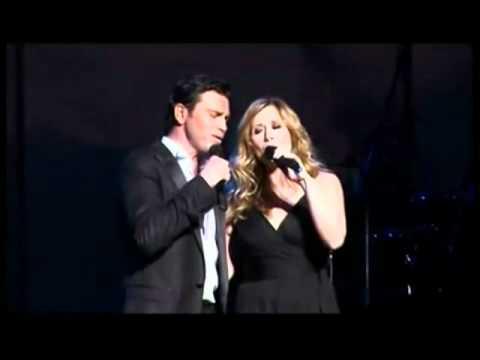 Mario Frangoulis & Lara Fabian - All Alone Am I (Μην τον ρωτάς τον ουρανό)