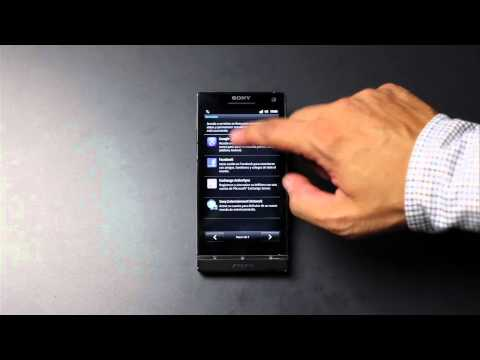 Movistar - Cómo configurar tu Sony Xperia en pocos pasos