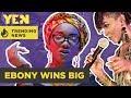 ghana news today  ebony wins big at 2018