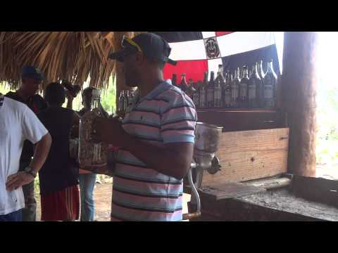 ATV Excursion...how to prepare a mamajuana...