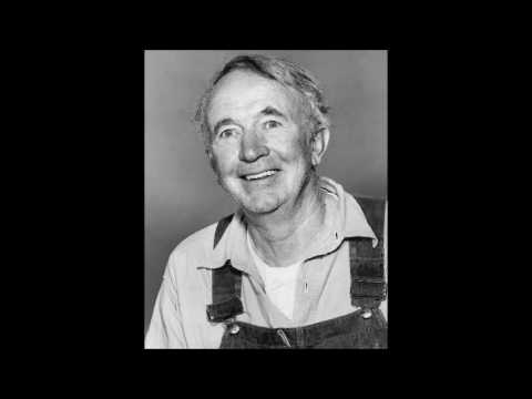 Old Rivers sung by Walter Brennan