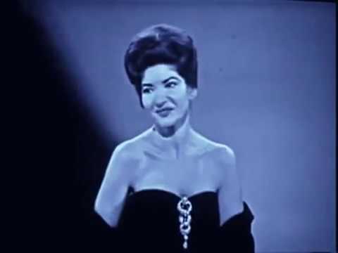 Maria Callas - Habanera (English Subtitles)