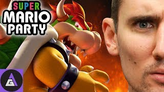 PLAY THE LONG GAME | Super Mario Party Saturday