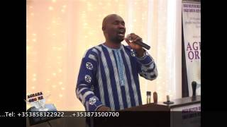 Agbara Oro Re (August) The Power of His Word