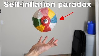 Can You Solve The Paper Balloon Paradox? The Amazing Self-Inflating Japanese Paper Ball (Kamifusen)