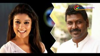 Nayanthara Joins with Raghava Lawrence!...