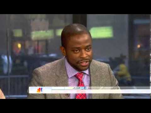 Dule Hill: 'We don't take ourselves too seriously'