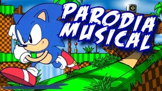 SONIC LO PETABA! (PARODIA MUSICAL SONIC THE HEDGEHOG) *Re-subido*