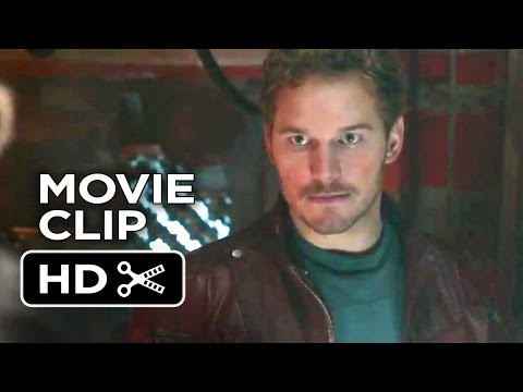 Guardians of the Galaxy Movie CLIP - I Have A Plan (2014) - Chris Pratt Movie HD