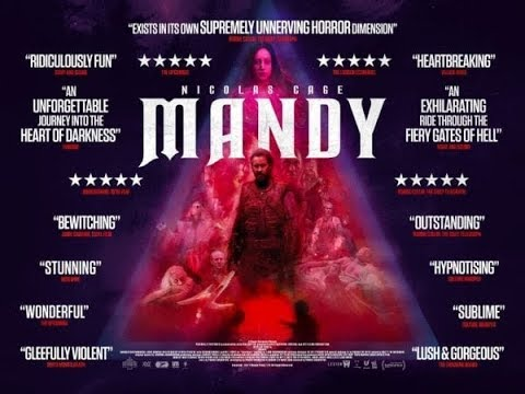My Thoughts On Panos Cosmatos (MANDY )