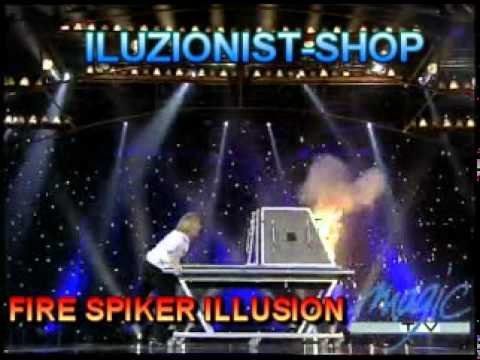 iluzionist shop fire spiker.mpg