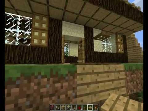 minecraft piege a voleurs ou a mob pour proteger sa maison youtube. Black Bedroom Furniture Sets. Home Design Ideas