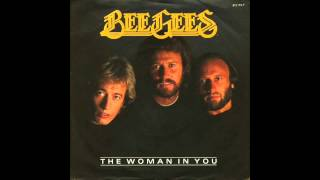 Watch Bee Gees The Woman In You video