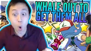 We Summon For a TRUE WHALE Account! - AWESOME Rates & Nat 5s BUT... - Summoners War