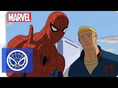 Der ultimative Spider-Man - Der Rachefeldzug   Marvel HQ Deutschland