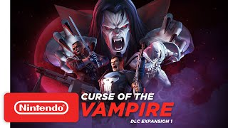 MARVEL ULTIMATE ALLIANCE 3: The Black Order - Curse of the Vampire DLC Trailer - Nintendo Switch
