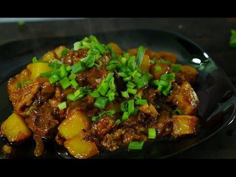 Картофан с тушняком (адовая бюджетная вкусняха!)