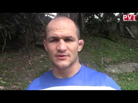 Junior Cigano fala sobre combate contra Stipe Miocic no UFC