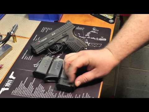 Springfield XDs: Pearce Grip Extension