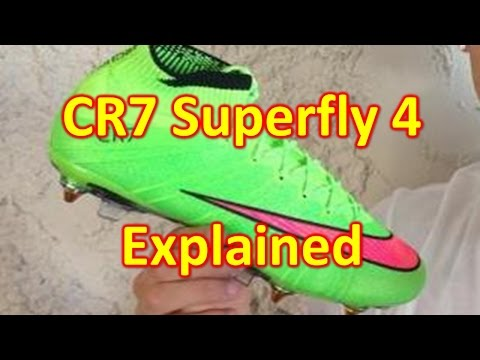 Cristiano Ronaldo's Low Cut Superfly 4 - What You Should Know