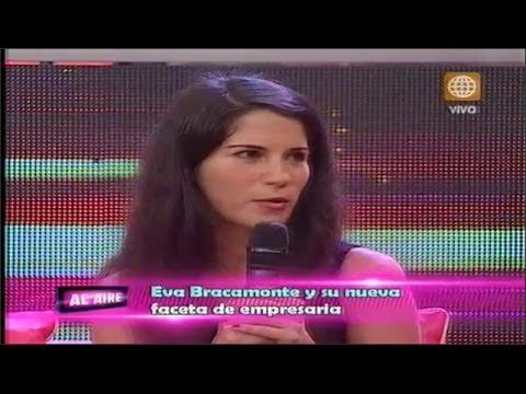 Eva Bracamonte y su nueva faceta de empresaria