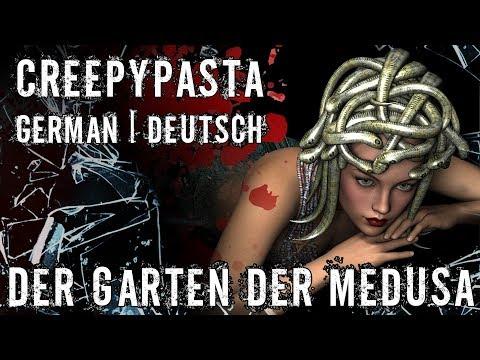 Der Garten der Medusa ✽ Creepypasta german ✽ Gruselgeschichte ✽ Horror CP Deutsch [SeelenSplitter]