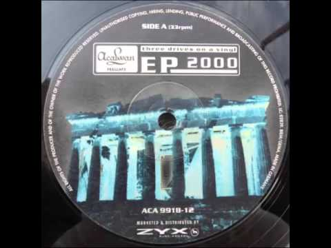 3 drives on a vinyl - greece 2000 (radio edit)