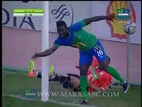 اهداف مباراة مصر للمقاصة و شباب قسنطينة الجزائري 3_1 ببطولة الكونفدرالية #1