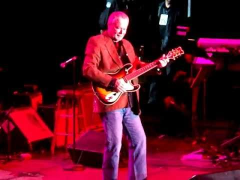The Ventures Bob Spalding 'Walk Don't Run' LIVE at the Oklahoma Music Hall of Fame 11-10-11