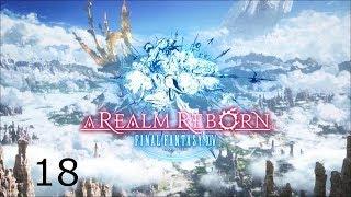 Final Fantasy XIV: The Seventh Astral Era (Game Movie) ep 18