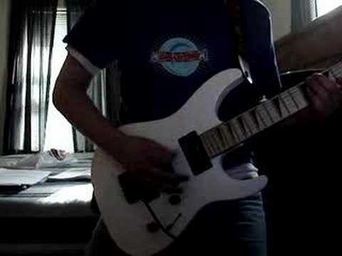 Lamb of God's 11th Hour On Guitar (Willie Adler)
