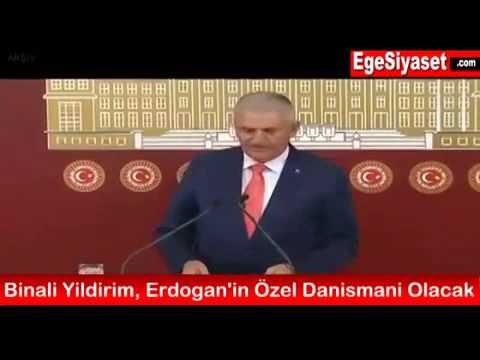 Erdoğan'dan Binali Yıldırım'a Özel Görev