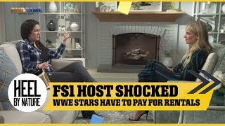 FS1 Host Shocked WWE Stars Have Pay For Their Own Rental Cars