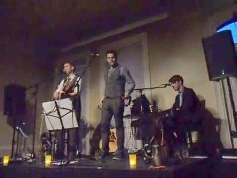 Celtic Thunder Medley George Tribute- Ryan Kelly And Neil Byrne video