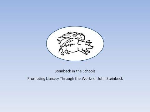 John Steinbeck Biography video