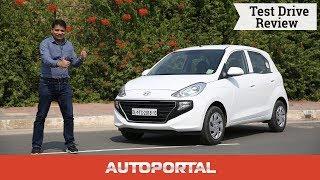 2018 Hyundai Santro Test Drive Review - Autoportal