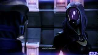 Mass Effect 3 Liara vs Tali vs Edi fight