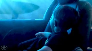 2015 Toyota Sienna - Action Movie Kid Under the Water - TV Commercial