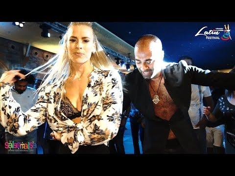 Talal & Nina Social Salsa | Tromboranga Live | LLF-2017