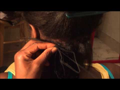 Bead Sew-In Hair Extensions African American Hair by RubyRuby