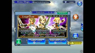 "Dissidia Final Fantasy Opera Omnia [Global] ""I saved for Ashe...ITS TIME TO GO ALL IN!!!!!!!"""
