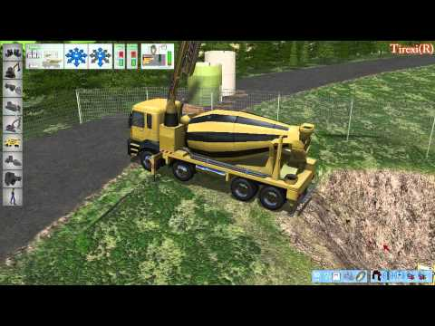 Bagger Simulator 2011 HD gameplay