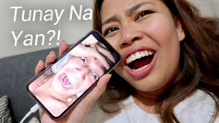 MY FRIENDS REACT TO MY NEW NOSE (Nakakaoffend Yung ISA!!)