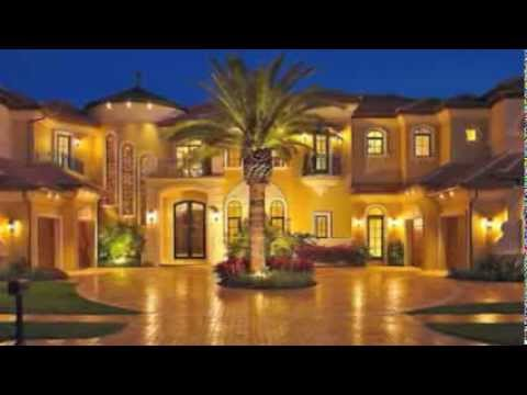 Miami Fl Usa Luxury Homes Youtube