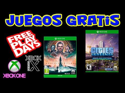 """Juegos Gratis"" Para Xbox One y Xbox Series X/S | Free Play Days | PagaNoticias"
