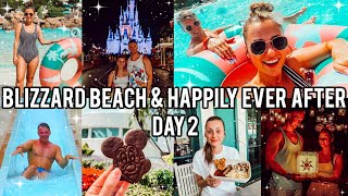 FLORIDA DAY 2: BLIZZARD BEACH & HAPPILY EVER AFTER - DISNEY WORLD VLOGS 2019!! AD-Gifted Trip