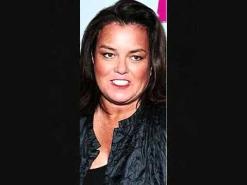 Rosie O'Donnell sings Grease