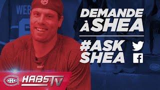 Shea Weber answers fan questions   #AskShea